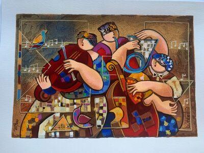 Dorit Levi, 'Trio Chorus', Unknown