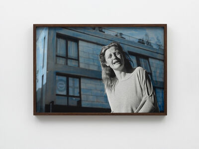 Ed Templeton, 'Crying woman, Brighton, 2017', 2019