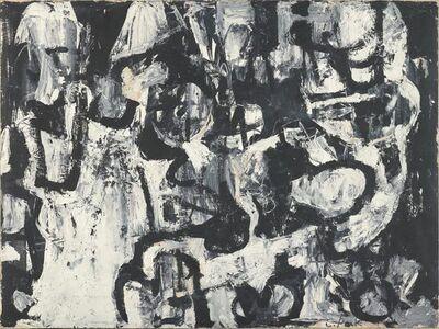 Charlotte Park, 'Masque', ca. 1950