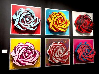 Michael Kalish, 'Michael Kalish, Set of Roses', 2016