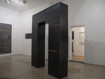 Madeleine Dietz, 'Eingang - Ausgang (Tor)', 2011