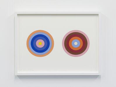 Douglas Coupland, 'Corbusier Target 20', 2016