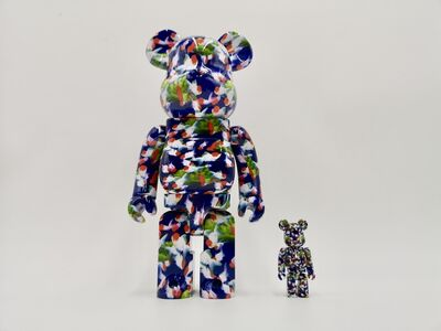 BE@RBRICK, 'MEDICOM TOY PLUS exclusive BE@RBRICK M / mika ninagawa GOLDFISH', 2018