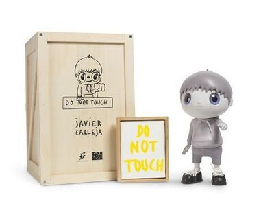 Javier Calleja, 'Do Not Touch (Grey)', 2020