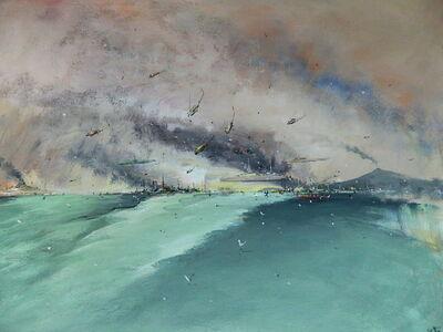 """Konstantin Batynkov, '""""In the harbor"""" 2', 2013"""