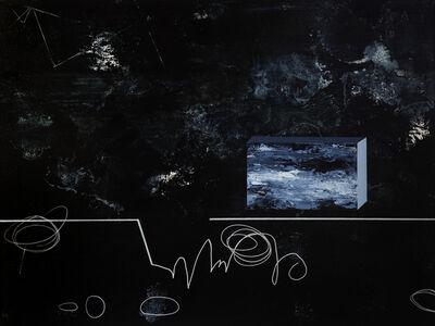 Lydia Riegle, 'Indigo Blue', 2017