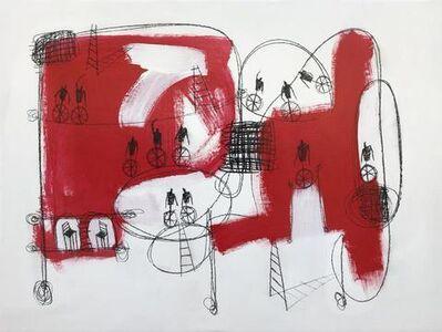 Valenz, 'Personajes Alegres', 2016