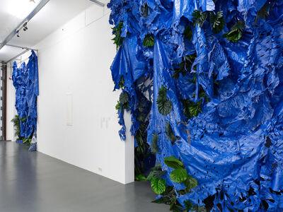 Firelei Báez, 'Je bâtis a roches mon langage', 2019