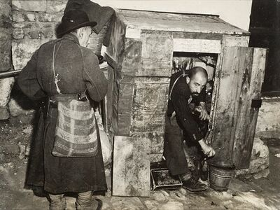 Federico Patellani, 'Workers', years 1950