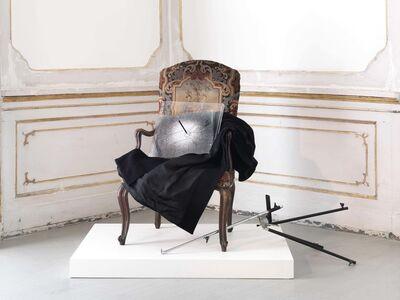 Giulio Paolini, 'Estasi di San Sebastiano', 2017