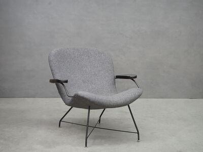 Carlo Hauner & Martin Eisler, 'Lounge Armchair', ca. 1950