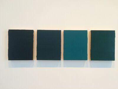 David Hirschi, 'Four Souldiers (Four parts)', 2013