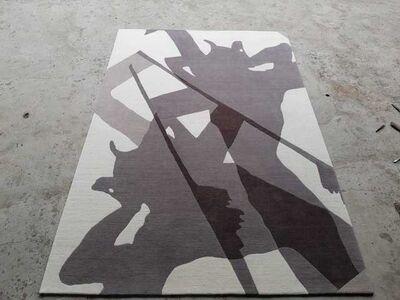 Eva Petrič, 'Shadow Carpet', 2018
