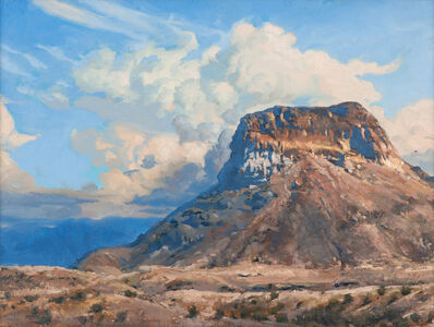 Bob Stuth-Wade, 'Cerro Castellan from Costolon', 2017