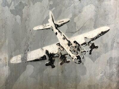 "Banksy, '""Destroy""', 2003-2006"