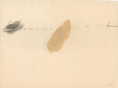 Antoni Tàpies, 'Orella', 1971