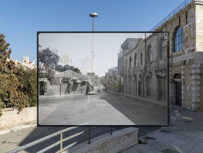 Jack Persekian, 'Deserted Jaffa Road', 2019