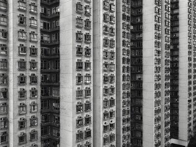Peter Steinhauer, 'West Island Flats, Hong Kong - 2010', 2010