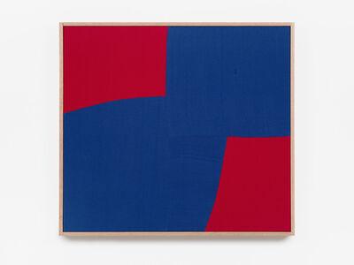 Ethan Cook, 'Bleu Rouge 2', 2021