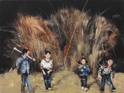 Li Tianbing, 'Harvest', 2020