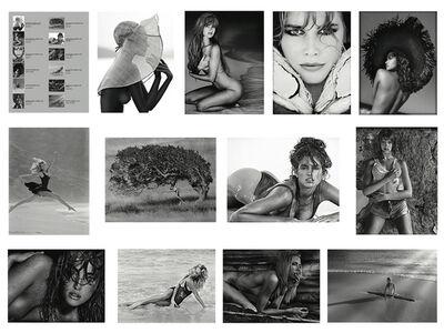 Marco Glaviano, 'Supermodel Portfolio ', 2007