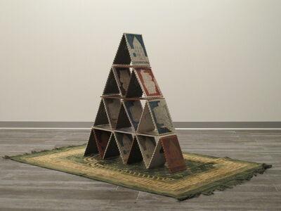 Veljko Zejak, 'Castle made of cards', 2010