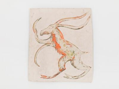 Antone Könst, 'Goat (1)', 2017