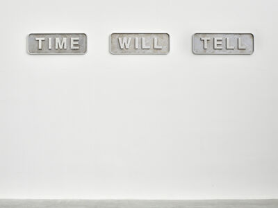 Darren Almond, 'TIME WILL TELL', 2018
