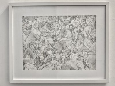 Joachim West, 'Critical Mass', 2020