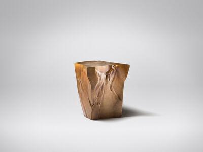 Fredrikson Stallard, 'Gueridon 'Antarctica Bronze I' ', 2017