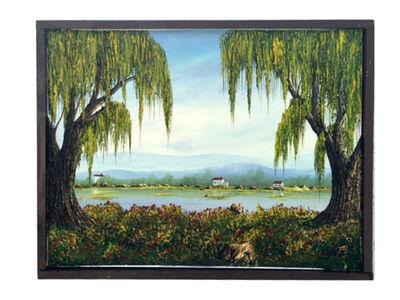 Antonio Suarez, '3D - Lake Shore Flowers', 2005