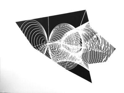 Mariana Villafane, 'Ecos en una estructura II', 2021