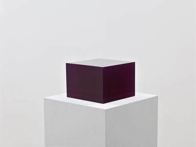 Peter Alexander, '11/5/14 Ruby Box', 2014