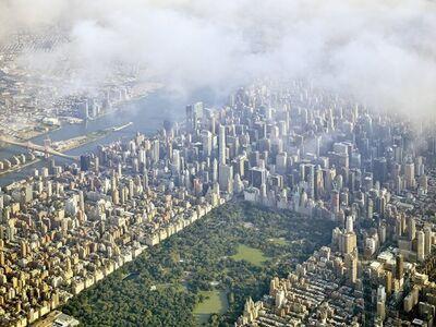 Jeffrey Milstein, 'NYC Horizons 23 Central Park ', 2016