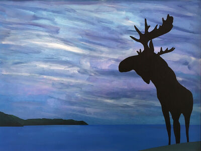 Charles Pachter, 'Bay Watch', 2003