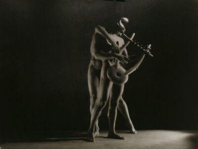 George Platt Lynes, 'STUDY FROM THE BALLET ORPHEUS', c.1950