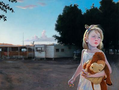 David FeBland, 'Sea of Tranquility', 2021