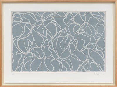 Brice Marden, 'Winter Muse', 2002