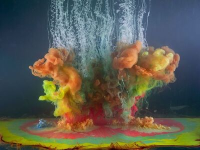 Kim Keever, 'Abstract 5692b', 2013