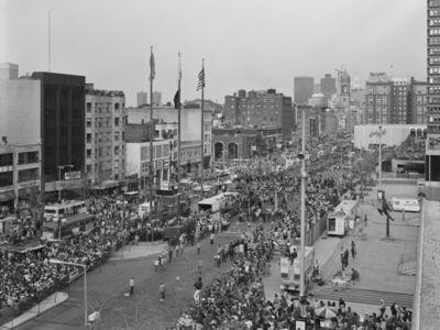 Peter Vanderwarker, 'Boston Marathon, 1983', 1983
