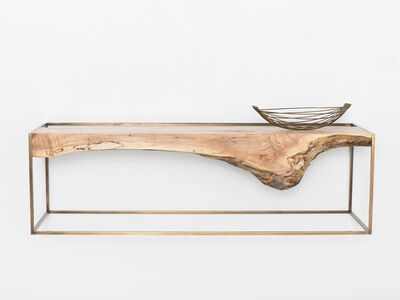 Huy Bui, 'Intverted Lands Floating Console', 2016