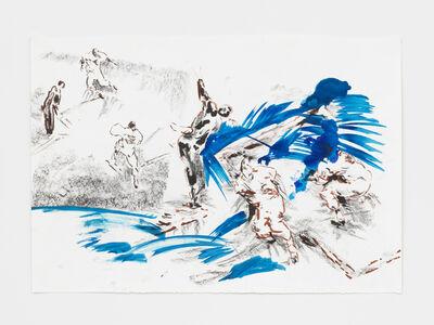 Raymond Pettibon, 'No Title', 2017