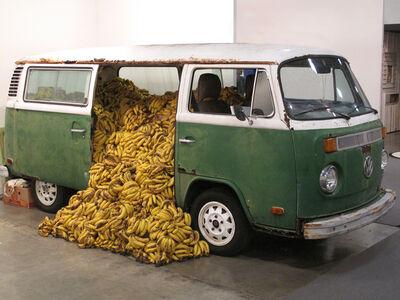 Paulo Nazareth, 'Banana Market/Art Market', 2011