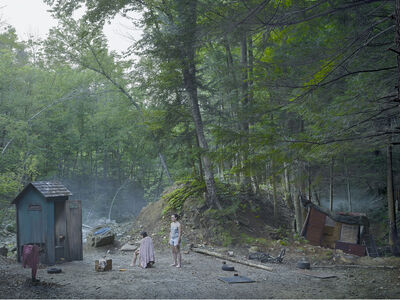 Gregory Crewdson, 'The Haircut', 2014