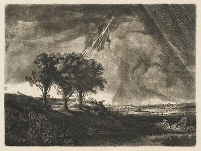 William Baillie, 'The Three Trees', ca. 1800