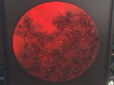 Paola Romano, 'Luna Rossa, Red Moon', 2014