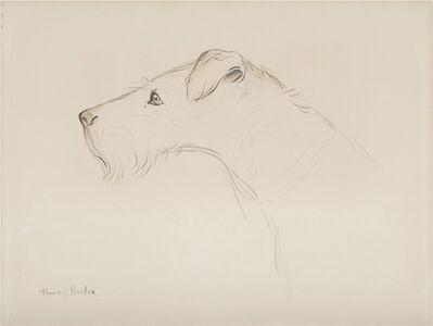 Francis Picabia, 'Chien de profil', ca. 1925