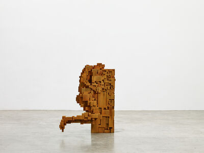 Antony Gormley, 'SEIZE', 2019