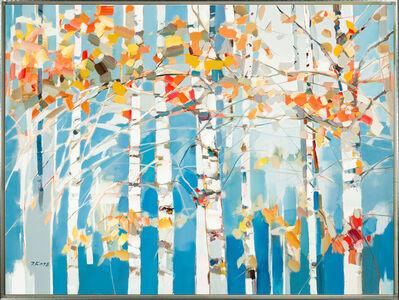 Josef Kote, 'Trees In The Breeze ', ca. 2019
