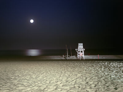 David S. Allee, 'East Hampton Main Beach', 2010